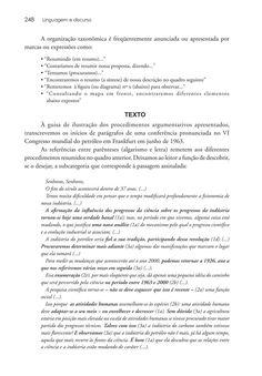 Página 248  Pressione a tecla A para ler o texto da página