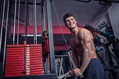 Athletic man lifting heavy weights in the gym and screaming by DC_Studio. Athletic man lifting heavy weights in the gym and screaming. Heavy Weight Lifting, Lift Heavy, Photos Booth, Endurance Workout, Proper Nutrition, Athletic Men, How To Do Yoga, Workout Programs, Ketogenic Diet