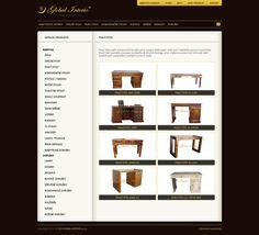 Webdesign Global Interio