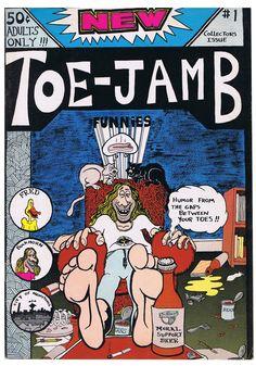 Toe-Jamb Funnies #1