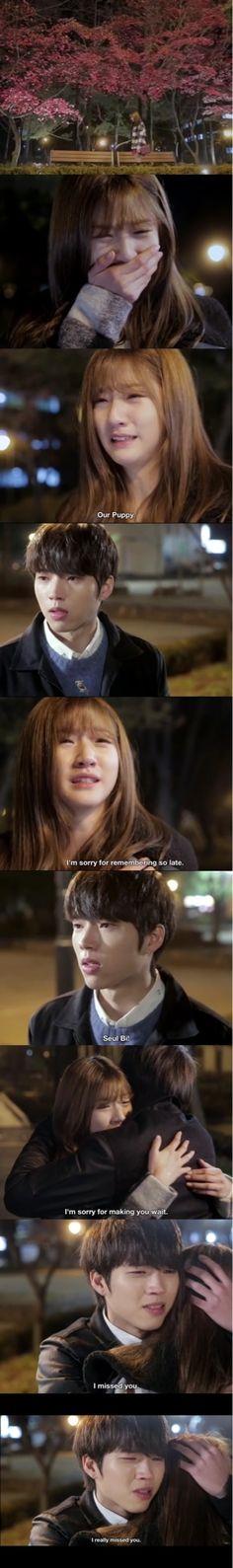 😭😭😭😭i so cried at this part! Korean Drama Movies, Korean Dramas, Hi School Love On, High Shool, Best Kdrama, Nam Woo Hyun, Lee Sung, Asian Actors, Popular Culture