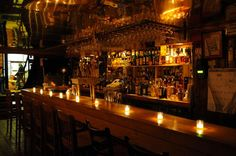 Revival Bar. Great ambience, not super expensive drinks, usually not too busy! Favorite NYC bar!