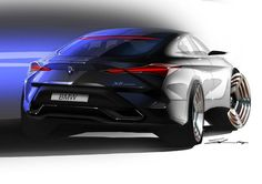 "626 Me gusta, 27 comentarios - HOSEIN.SOLEIMANI (@hosein.soleimani.designworks) en Instagram: ""fast #sketch #BMW"""
