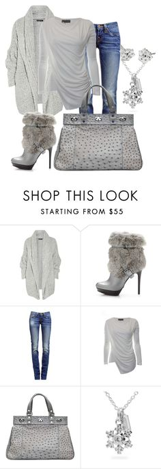 """""""Untitled #8"""" by marincounty ❤ liked on Polyvore featuring Donna Karan, MICHAEL Michael Kors, True Religion, Religion Clothing, Stephen Mikhail and Coach"""
