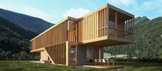 arquitetura moderna sustentavel - Pesquisa Google