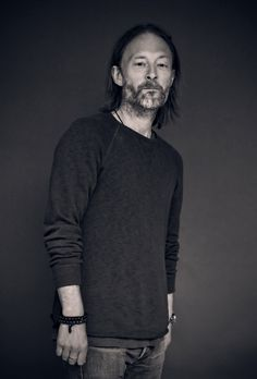 Thom Yorke - DJ set on KCRW Morning Becomes Eclectic - LA, 2013-5-16 - By Larry Hirshowitz - #Radiohead #AFP