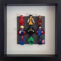 quadro bonecos lego                                                                                                                                                      Mais