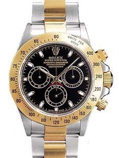 Rolex Cosmograph Daytona Automatic Black Index Dial Oyster Bracelet Mens Watch 116523BKSO http://www.amazon.ca/gp/product/B0131LS8WQ/ref=as_li_ss_tl?ie=UTF8&camp=15121&creative=390961&creativeASIN=B0131LS8WQ&linkCode=as2&tag=reatawfit-20