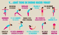 YOGA beneficios
