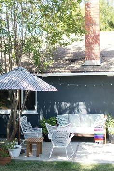 A happy and colorful, California home // Hermosa casa llena de color, textura y detalles étnicos - Casa Haus Decoracion