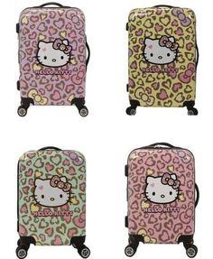 SANRIO-HELLO-KITTY-LUGGAGE-BAGS-24-Suitcase