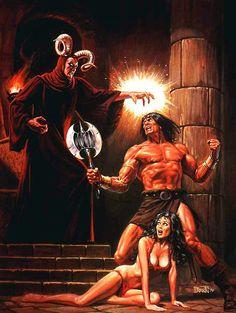 Conan by Bob Larkin