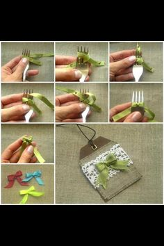 How To Make A Bow #Various #Trusper #Tip