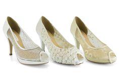 Ángel Alarcón zapatos de novia