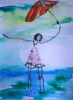 Whimsical Art! ~ by Arna Baartz