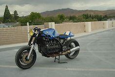 bmw k100 custom | 1996 BMW K1100RS Cafe Racer street fighter bobber custom k100 k75 lt ...