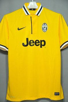 Juventus+Nike+Replica+football+soccer+Away+Jersey+Shirt+2014+Maglia+Trikot+NWT+Italy+Series A+Pirlo+Claudio Marchisio+Fernando Llorente (2) – Nice Day Sports