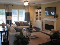 Model Home Living Room ryan homes torino model tour | dream home | home decor | pinterest