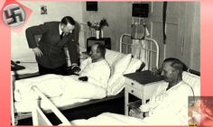 World War II Pictures In Details: Adolf Hitler Second Visit to the Victims of the Graf Von Stauffenberg, Germany Ww2, The Third Reich, German Army, Rare Photos, World War Two, Wwii, History, Operation Valkyrie