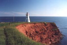 Cape Tryon, Prince Edward Island - climbed the lighthouse in 2010 Anne Shirley, Prince Edward Island, Beautiful Islands, Beautiful Places, Beautiful Scenery, Ocean Pictures, Take Better Photos, Anne Of Green Gables, Cool Landscapes