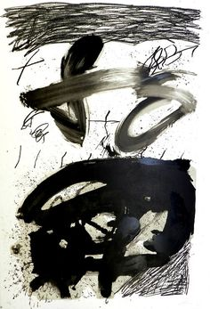 art journal - expression through abstraction Abstract Drawings, Art Drawings, Abstract Art, Modern Art, Contemporary Art, Franz Kline, Jasper Johns, Robert Rauschenberg, Willem De Kooning