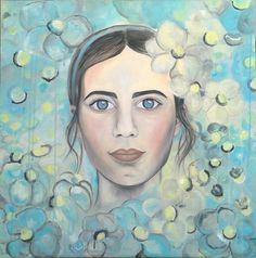 "Do you respect me? - Paola Falconi's Art Blog "" Rispetto "" 70x70 cm 2015 Acrylic on canvas"