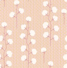 Majvillan Sweet Cotton Soft Pink Wallpaper main image