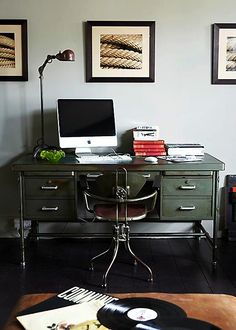 Interior Design - Industrial / Home office