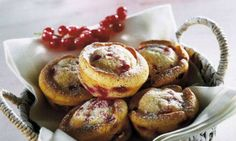 Muffin al profumo di bosco