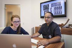 All on 4 Dr. Ayna Zahnimplantate 3D Röntgen