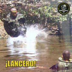 #Lancero
