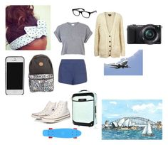 No. 139 by emmurray-md on Polyvore featuring River Island, Topshop, Converse, Ray-Ban and Sony