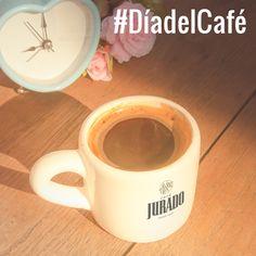 #DIADELCAFE #COFFEEDAY Hoy especialmente comenzamos la jornada con un delicioso #cafe