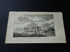 Antioch on the Orontes panorama 1839 small by DecorativePrints