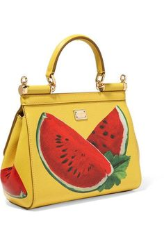 c5c1a43e0173 Dolce   Gabbana - Sicily mini printed textured-leather shoulder bag