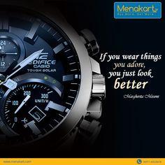 #Menakart helps you look better. Buy stylish #watches from Menakart.com
