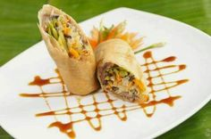 CHEF DARSHAN DABRAL: KATHI ROLL