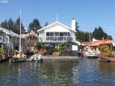 Floating Homes/House Boats - Jane Betts-Stover, Realtor - Portland, Oregon