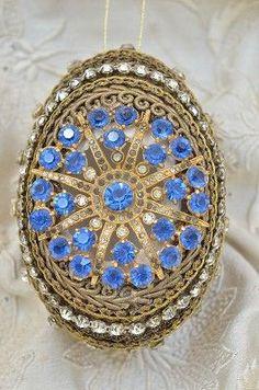 Pasimenterié Couture Ornament - BB08-3102-053