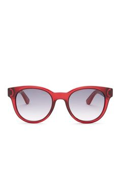 Women's Colorblock Sunglasses by GUCCI on @HauteLook
