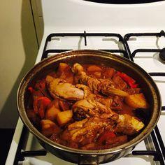 Chicken kare