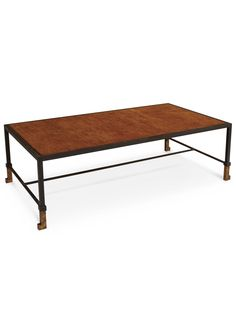 Downing Coffee Table (#GD3021) by Gerard   Coffee Tables   Dessin Fournir Companies