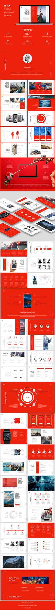 Powerpoint Tutorial, Powerpoint Template Free, Business Powerpoint Templates, Powerpoint Presentation Templates, Keynote Template, Presentation Styles, Business Presentation, Promotional Banners, Graphic Design Templates
