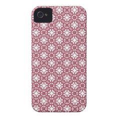Trendcolors Redbud iPhone 4 Cases