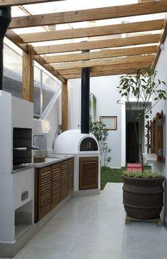 Luxus Outdoor-Küche Dekorieren Ideen # Luxury Kitchen Designs - - Source by outdoo