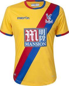 Crystal Palace Away Kit 2016-17