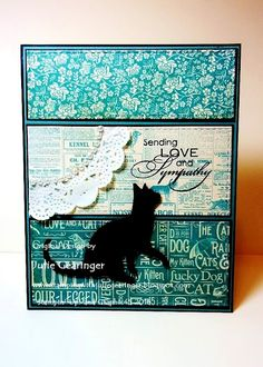 Stamping with Julie Gearinger: May 2016 MISSION- Cards for A Cause (Rose's Fund)