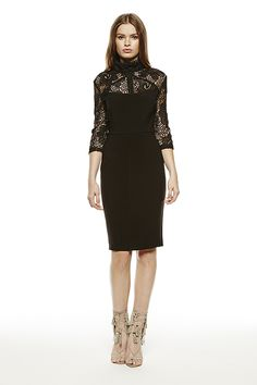 Cooper St True To Myself Lace Dress find it and other fashion trends. Online shopping for Cooper St clothing. Made from ladylike lace with a flattering. Dress Skirt, Peplum Dress, Dress Up, High Neck Dress, Dresses For Sale, Dresses For Work, Formal Dresses, Online Fashion Boutique, Fashion Online