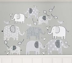 Nursery Wall Decals & Removable Wall Decals | Pottery Barn Kids