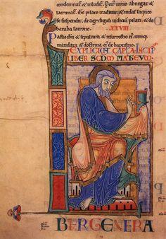 Dover Bible  c. 1150  Manuscript (Ms. 4)  Corpus Christi College, Cambridge